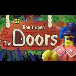 Don't open the doors!