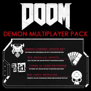 Comprar DOOM Demon Multiplayer Pack DLC CD Key Comparar Precios