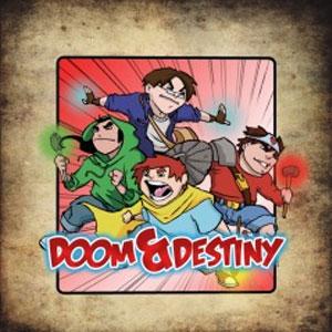 Comprar Doom & Destiny Ps4 Barato Comparar Precios
