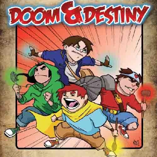 Comprar Doom & Destiny CD Key Comparar Precios