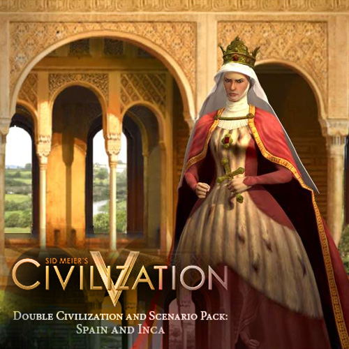 Comprar Double Civilization and Scenario Pack Spain and Inca CD Key Comparar Precios