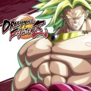 Comprar DRAGON BALL FIGHTERZ Broly Ps4 Barato Comparar Precios