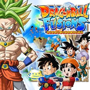 Comprar Dragon Ball Fusions 3DS Descargar Código Comparar precios