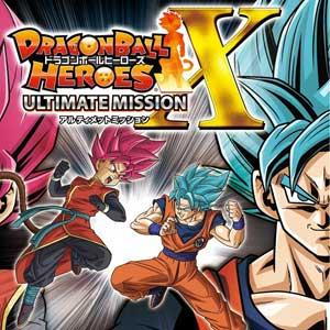 Comprar Dragon Ball Heroes Ultimate Mission X Nintendo 3DS Descargar Código Comparar precios