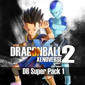 Comprar DRAGON BALL XENOVERSE 2 DB Super Pack 1 CD Key Comparar Precios