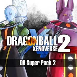 Comprar DRAGON BALL XENOVERSE 2 DB Super Pack 2 CD Key Comparar Precios