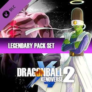 Comprar DRAGON BALL XENOVERSE 2 Legendary Pack Set Xbox Series Barato Comparar Precios