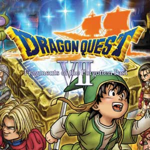 Comprar Dragon Quest 7 Fragments of the Forgotten Past Nintendo 3DS Descargar Código Comparar precios
