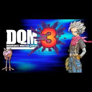 Comprar Dragon Quest Monsters Joker 3 Nintendo 3DS Descargar Código Comparar precios