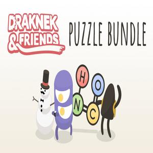Draknek and Friends Puzzle Bundle