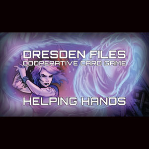 Dresden Files Cooperative Card Game Helping Hands