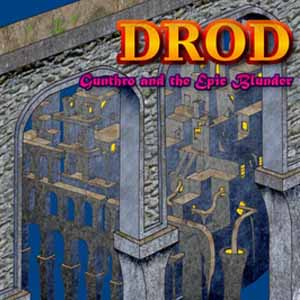 DROD Gunthro and the Epic Blunder