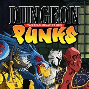 Comprar Dungeon Punks CD Key Comparar Precios