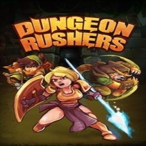 Dungeon Rushers Crawler RPG