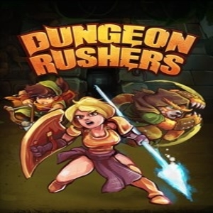 Dungeon Rushers Crawler RPG