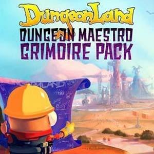 Comprar Dungeonland Grimoire CD Key Comparar Precios