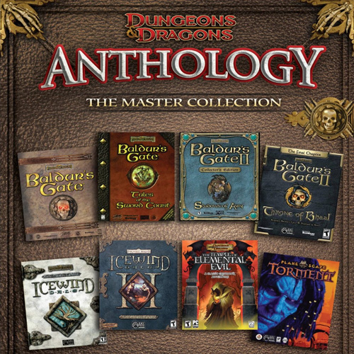 Comprar Dungeons & Dragons Anthology The Master Collection CD Key Comparar Precios