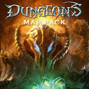 Comprar Dungeons Map Pack CD Key Comparar Precios