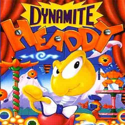 Comprar Dynamite Headdy CD Key Comparar Precios