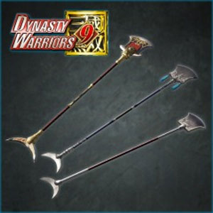 DYNASTY WARRIORS 9 Additional Weapon Crescent Edge