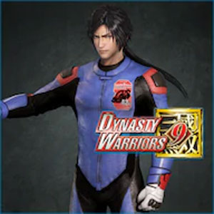 DYNASTY WARRIORS 9 Cao Pi Racing Suit Costume