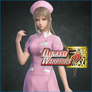 DYNASTY WARRIORS 9 Wang Yuanji Nurse Costume