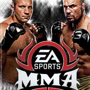 Comprar EA Sports MMA PS3 Code Comparar Precios