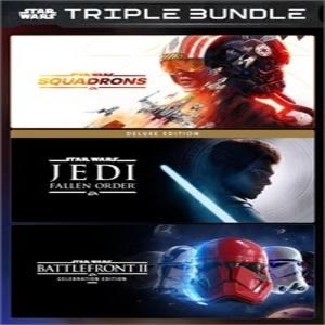 Comprar EA STAR WARS TRIPLE BUNDLE Xbox One Barato Comparar Precios