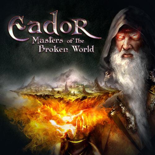 Descargar Eador Masters of the Broken World - key Steam