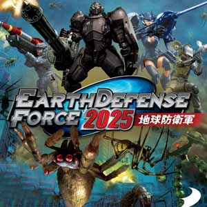 Comprar Earth Defense Force 2025 Xbox 360 Code Comparar Precios