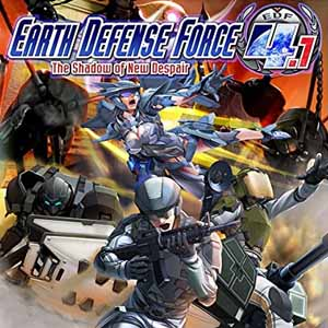 Comprar Earth Defense Force 4.1 The Shadow of New Despair PS4 Code Comparar Precios