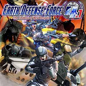 Comprar Earth Defense Force 4.1 The Shadow of New Despair CD Key Comparar Precios