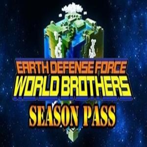 EARTH DEFENSE FORCE WORLD BROTHERS Season Pass