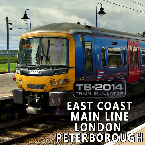 Comprar Train Simulator East Coast Main Line London Peterborough CD Key Comparar Precios