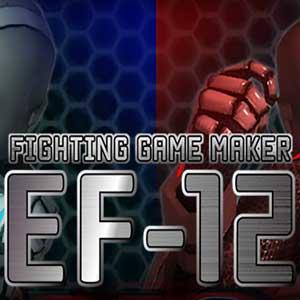 Comprar EF-12 Fighting Game Maker CD Key Comparar Precios