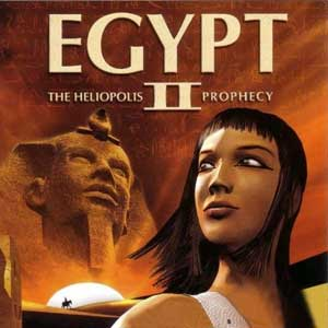 Comprar Egypt 2 The Heliopolis Prophecy CD Key Comparar Precios