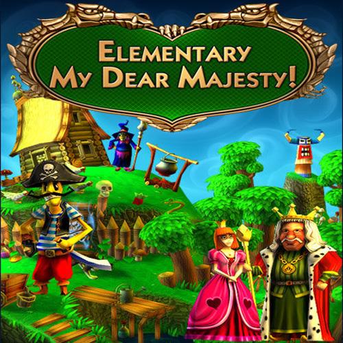 Comprar Elementary My Dear Majesty CD Key Comparar Precios