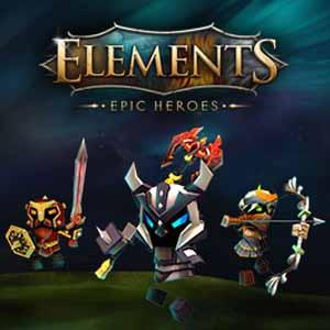 Comprar Elements Epic Heroes CD Key Comparar Precios