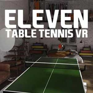 Comprar Eleven Table Tennis VR CD Key Comparar Precios