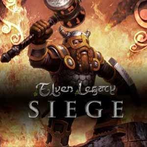 Comprar Elven Legacy Siege CD Key Comparar Precios