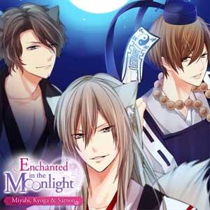 Enchanted in the Moonlight Miyabi, Kyoga & Samon Fated Romance A Foxy Butler