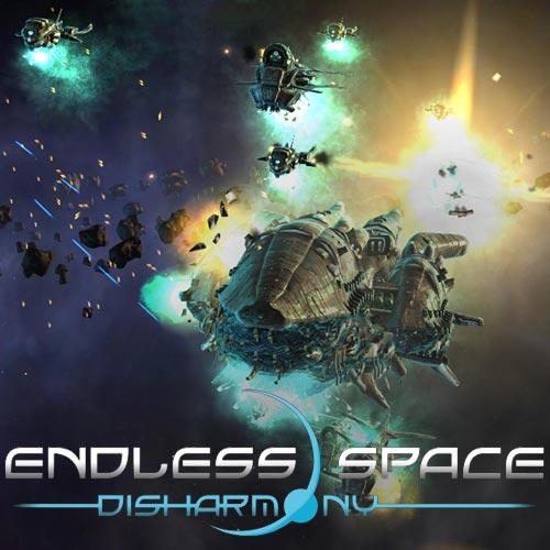Descargar Endless Space Disharmony DLC - key PC Steam
