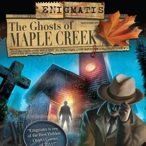 Enigmatis The Ghosts of Maple Creek