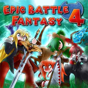 Comprar Epic Battle Fantasy 4 CD Key Comparar Precios