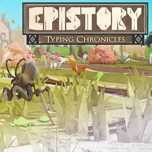 Comprar Epistory Typing Chronicles CD Key Comparar Precios