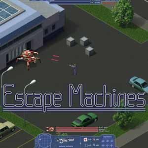 Comprar Escape Machines CD Key Comparar Precios