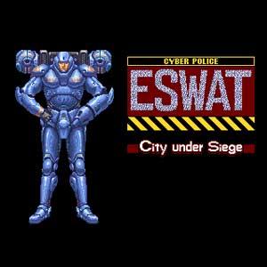 Comprar ESWAT City Under Siege CD Key Comparar Precios