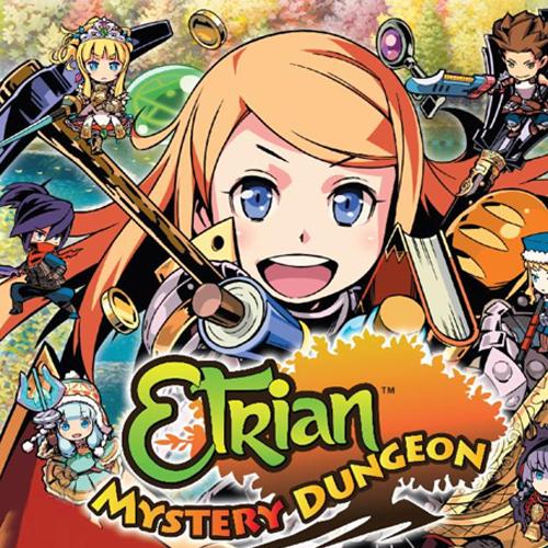 Comprar Etrian Mystery Dungeon Nintendo 3DS Descargar Código Comparar precios