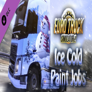 Euro Truck Simulator 2 Ice Cold Paint Jobs Pack