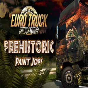 Comprar Euro Truck Simulator 2 Prehistoric Paint Jobs Pack CD Key Comparar Precios